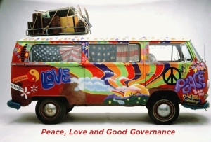 Peace Love and Good Governance