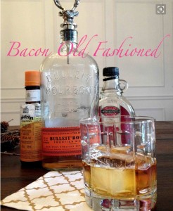 2Bacon Bourbon