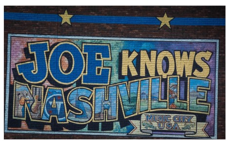 Joe knows nashville